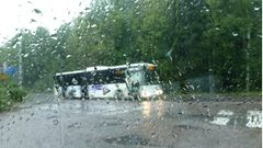 Pekka Pouta ensi viikosta: S�� muuttuu sateiseksi, nyt vasta ep�vakaista