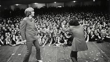Olavi Kaskisuo_Danny ja Kirka Messuhallissa, 1969