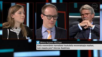 live-twiitti ELC