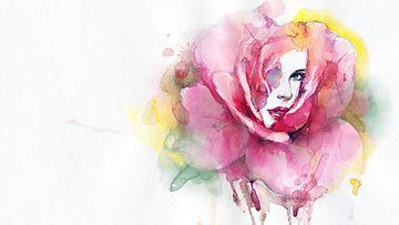 Ruusun kasvot