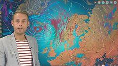 Hurrikaani Cristobalin jäänteet Suomeen ensi viikolla – Islantiin jopa hirmumyrskyä