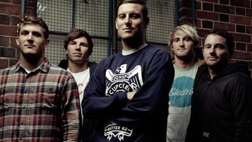Parkway Drive promo