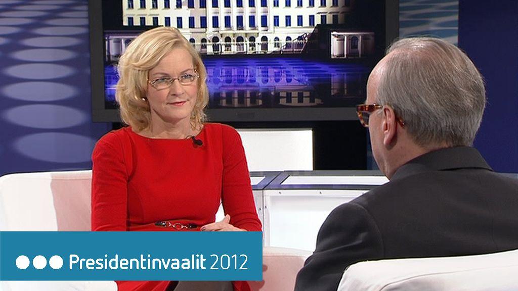 Rkp:n presidenttiehdokas Eva Biaudet sallisi armomurhan - Kotimaa - Uutiset - MTV.fi
