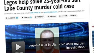 Lego-palikat auttoivat ratkaisemaan 23 vuotta vanhan murhan