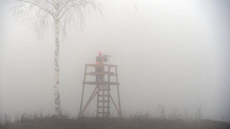 metsästystorni