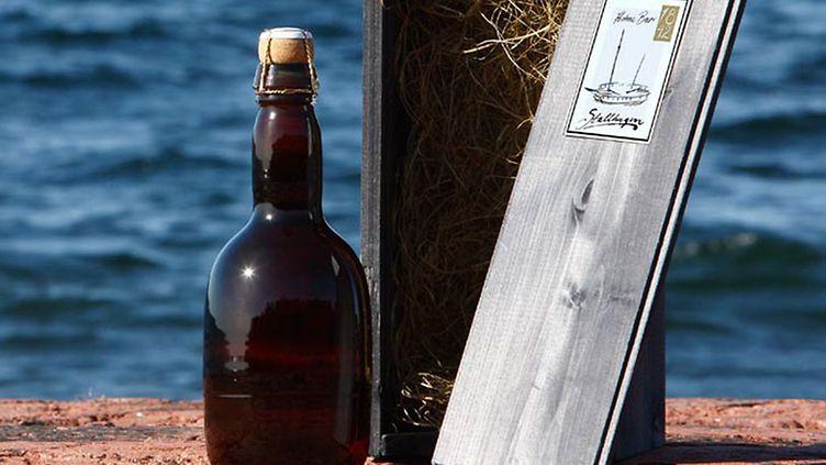 Historiallinen olut myytiin 850 eurolla