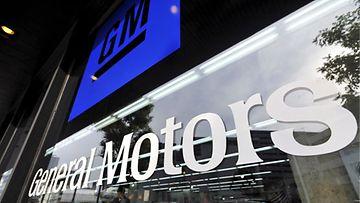 General Motors haki konkurssia 1. kesäkuuta. Kuva: Epa.