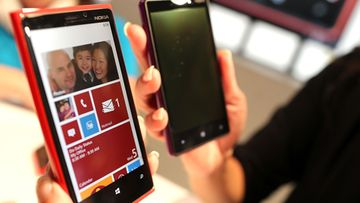 Nokia 920 esiteltiin syyskuussa 2012.