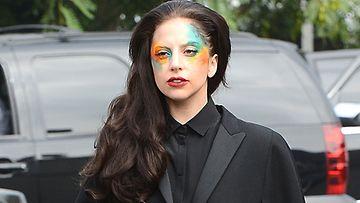Lady-Gaga-nenälävistys