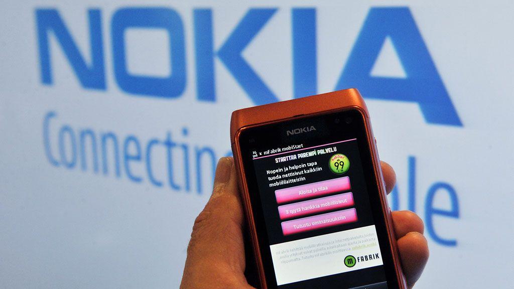 Nokian Osakkeet