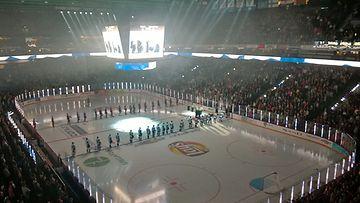 KHL Jokerit Maamme-laulu