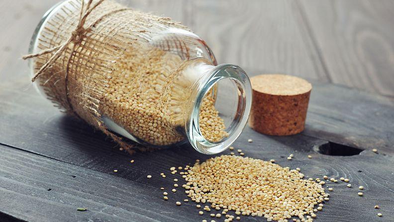 kvinoa