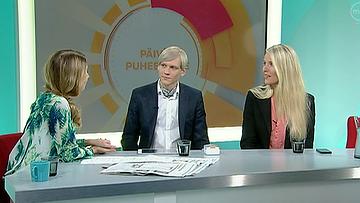 Huomenta Suomi 10092014