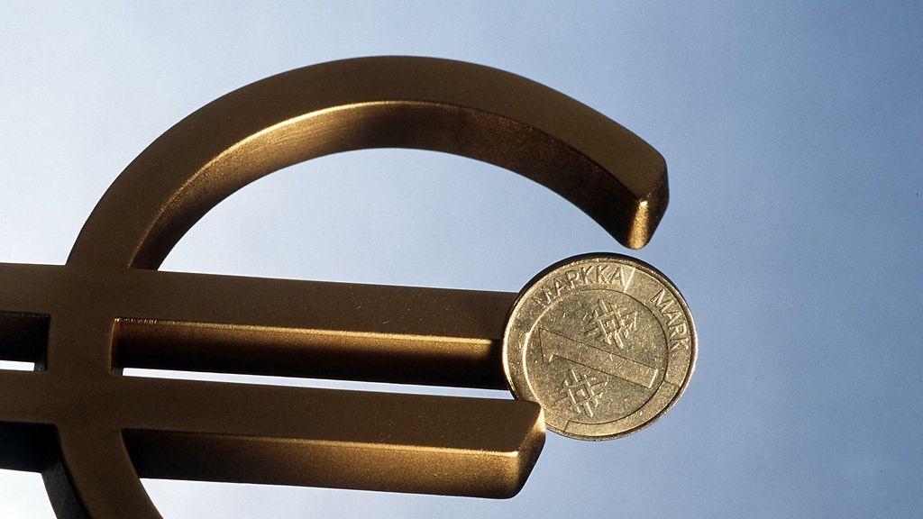 Markasta Euroon