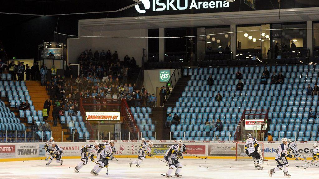Isku Areena Lahti