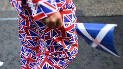 Mit� tapahtuu, jos Skotlanti itsen�istyy?