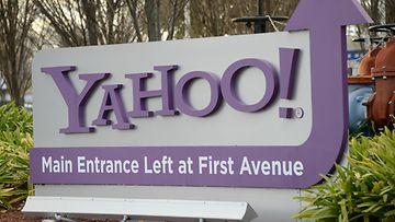 Yahoon pääkonttori Sunnyvalessa Kaliforniassa.  Kuva otettu tammikuussa 2013.