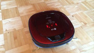 LG Hom-bot robotti-imuri