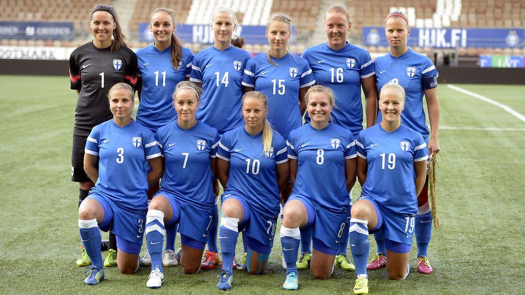 Suomen Jalkapallo Maajoukkue