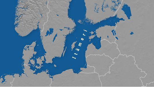 Sää Itämeri