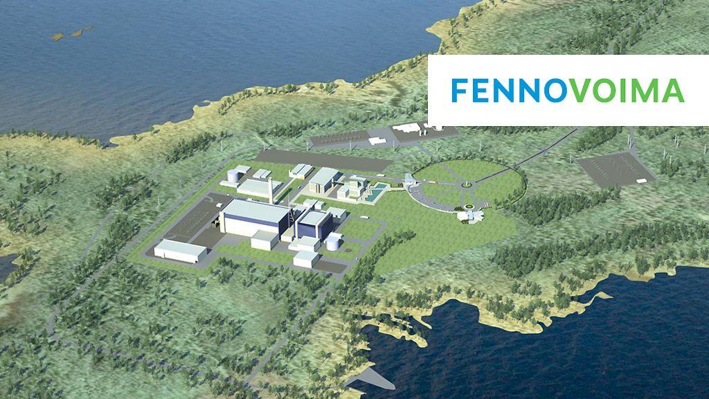Ydinvoimala Pyhäjoki