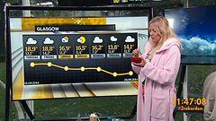 Norjalaisnaisen uskomaton maailmanennätys: Ennusti säätä yli 33 tuntia