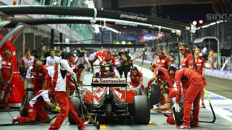 Ferrari-pomo pahoillaan R�ikk�sen puolesta
