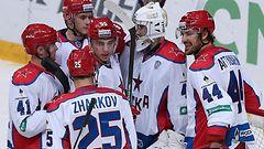 TsSKA Jokerien kylkeen KHL:ss� – p�rssik�rjess� ruuhkaa
