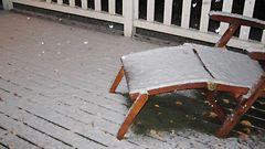Meteorologi: T�ll� viikolla j��hyv�iset kes�lle – katso viikon ennuste