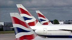 Myrsky Lontoossa haittaa lentoja