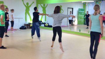 Baletti-hyppy