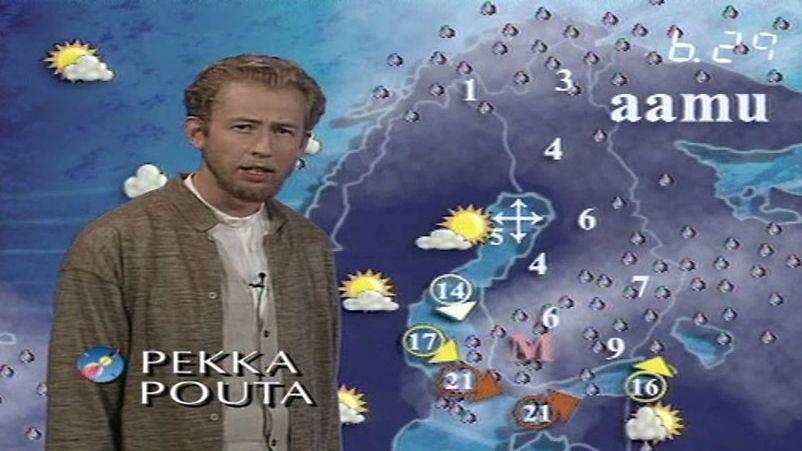 Pekka Pouta Ikä