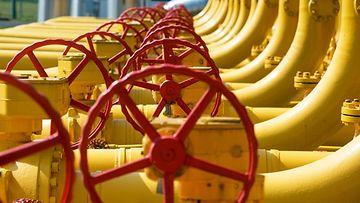 kaasu Ukraina Venäjä  kaasuputki
