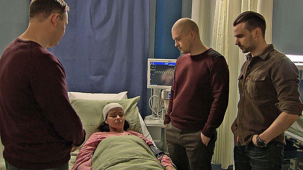 Paulan kohtalossa järkyttävä käänne - 6.-10.10.2014 538-2686-06-sieviset-sairaalassa