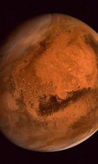 Mars avaruus planeetta Intia ISRO