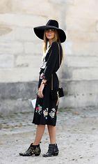 katumuoti, tyyli, hattu