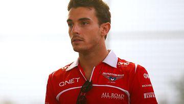 Jules Bianchi vvv
