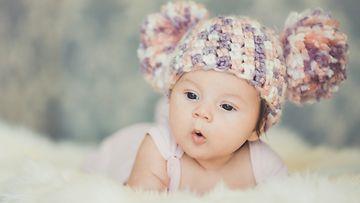 Facebook-vauvakuva