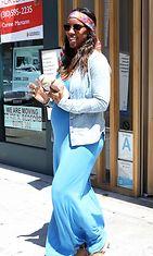 Kelly Rowland raskaana