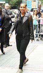 Alicia Keys raskaana