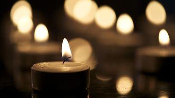 kynttilä tuikku