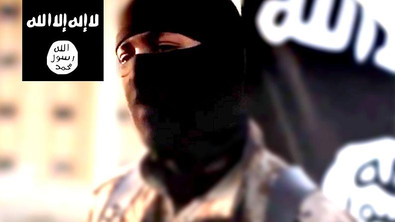 ISIS Turkki Syyria kuvituskuva Poliisi