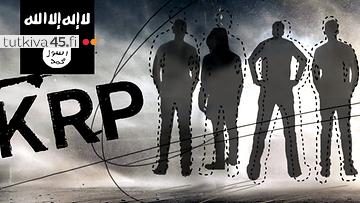 Terrorismi pidätykset KRP Poliisi ISIS