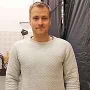 Heikki Paasonen on sympaattinen hurmuri. Photographer: Irina Mikkola.