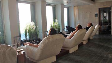Mindfulness, rentoutuminen, Kämp Spa, toimitus testaa (2)