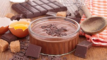 Suklaamousse