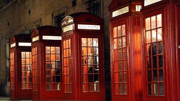 13913940 Puhelinkoppi lontoo