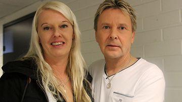 Piia ja Matti Nykänen