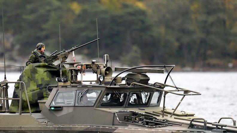 ruotsi sukellusvenejahti