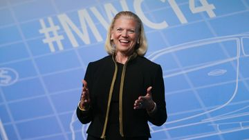 10. virginia rometty